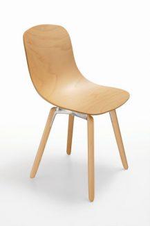 Holzstühle - Reihen- und Saalbestuhlung