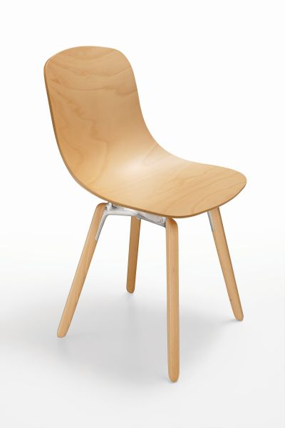 Pure Loop 3D wooden legs